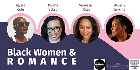 P&P Live! Black Women & Romance w/ The AntiRacist Table & The Ripped Bodice tickets