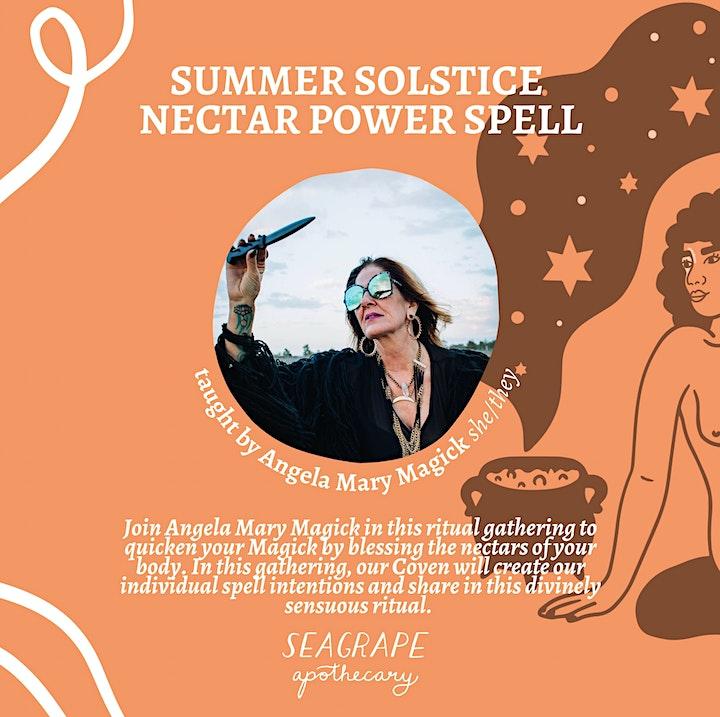 Celebrating Solstice: Pleasure & Magic image