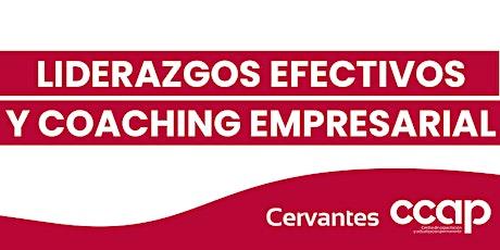 Liderazgos Efectivos / Coaching empresarial boletos
