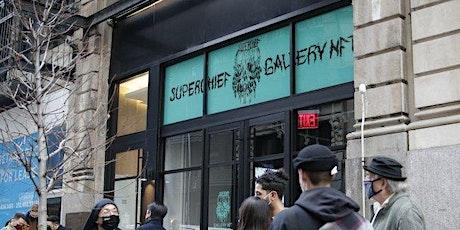 Superchief Virtual Gallery in Spatial tickets