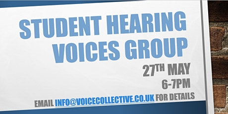 Voice Collective student group planning meeting tickets