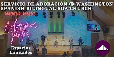 WASP - Servicio de Adoración Español tickets