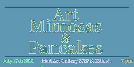 Art, Mimosas & Pancakes tickets