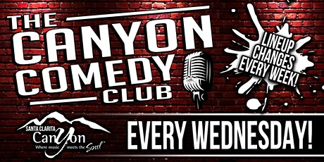 Canyon Comedy tickets