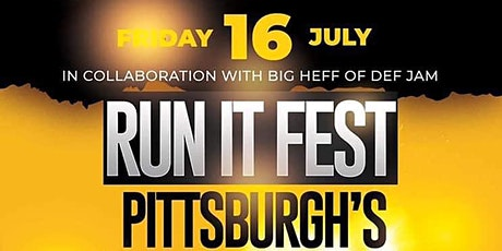 Run It Fest: Pittsburgh's Most Wanted Edition tickets