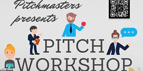 Pitchmasters - A Unique Toastmasters Club Hosting a Pitch Workshop tickets