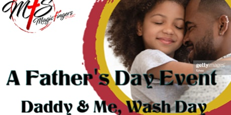 Daddy  and Me Day tickets
