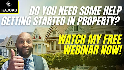 Enthusiastic About Starting Property? Watch This Free Webinar? tickets