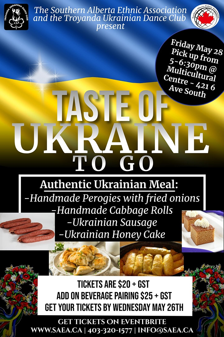 Taste of Ukraine To Go image