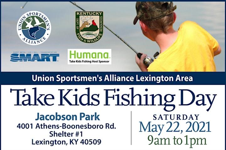 2021 Lexington Take Kids Fishing image