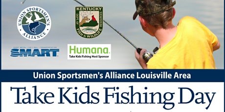 2021 Louisville KY Take Kids Fishing tickets
