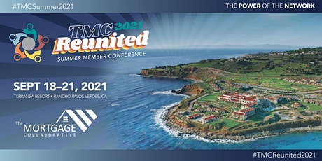 The Mortgage Collaborative 2021 Summer Conference tickets