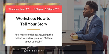 Workshop: How to Tell Your Story tickets