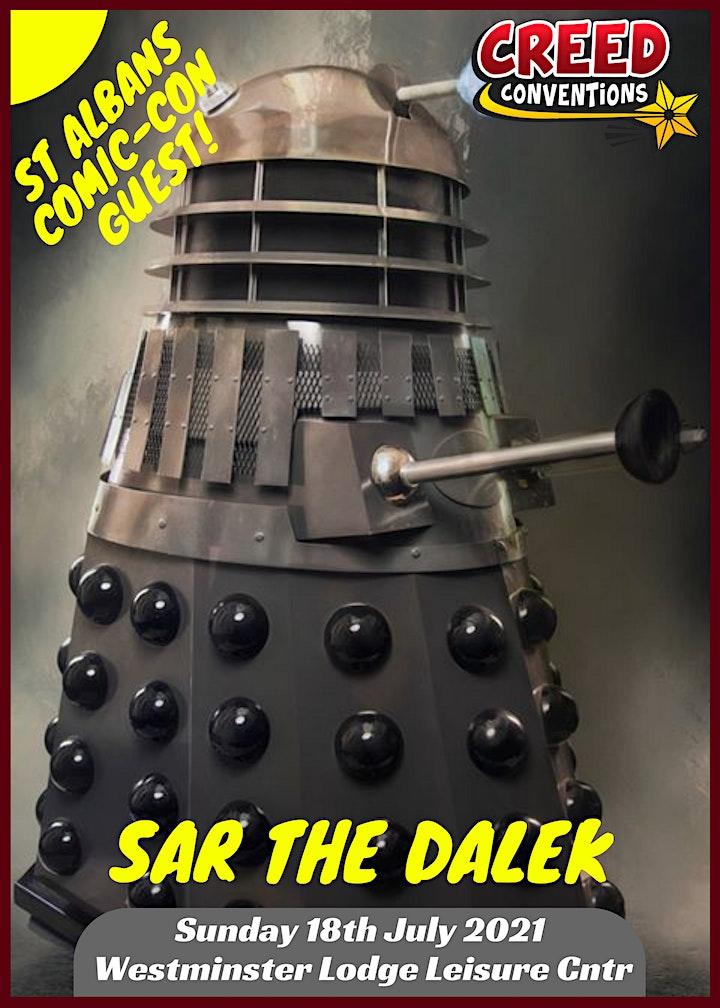 St Albans Comic-Con 2022 image