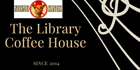 NoSmo Kings @ The Library Coffee House tickets
