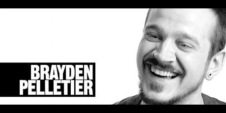 Customized Class with Redken's: Brayden Pelletier (Mobile) tickets