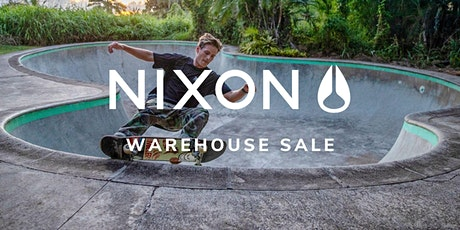 Nixon Warehouse Sale - Encinitas, CA tickets