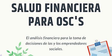 Cálculo de indicadores financieros y análisis de estados financieros boletos