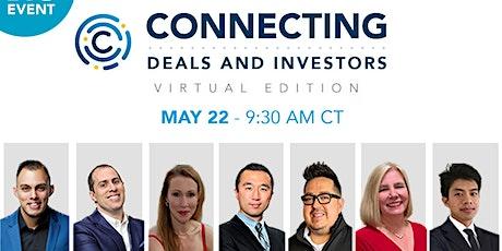 BIG EVENT - Connecting: Deals and Investors tickets