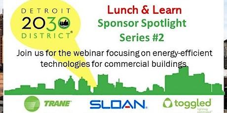 Lunch & Learn  Sponsor Spotlight Series #2 tickets