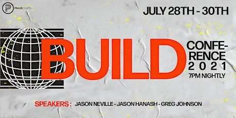 Build Conference 2021 tickets