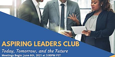 Aspiring Leaders Club (Set 6) tickets