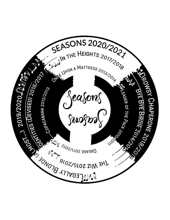 Seasons 2021 - A Celebration of SHEP Musicals image