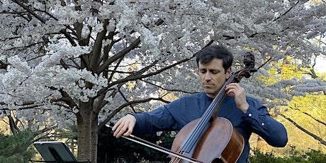 Bach @ Sunset: Preludes & Sarabands - An Open Air Concert tickets