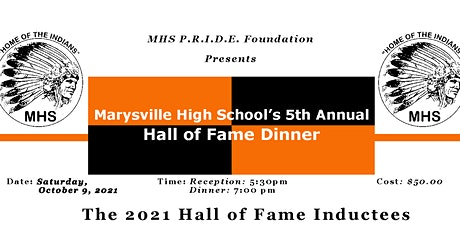 MHS 5th Annual Hall of Fame Dinner tickets