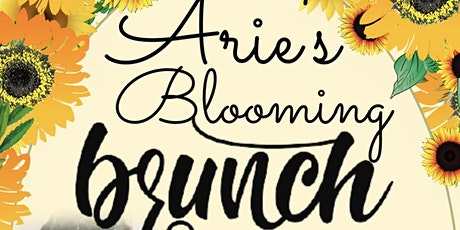 Arie's Blooming Brunch tickets