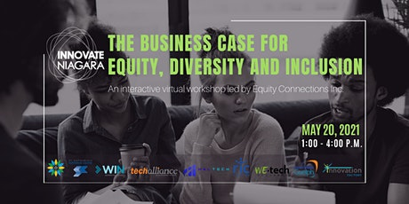 The Business Case for Equity, Diversity and Inclusion tickets