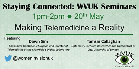 Staying Connected Seminars Presents: Making Telemedicine a Reality tickets