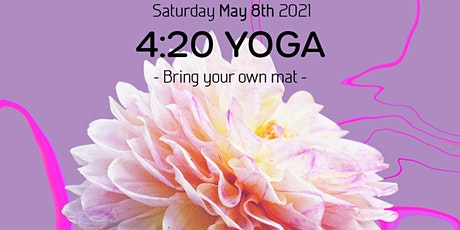 4:20 Space Park Yoga tickets