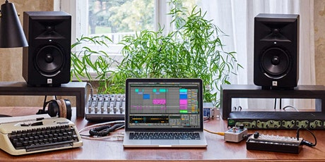 FREE Ableton Music Production Webinar - SF Garnish Music Production tickets
