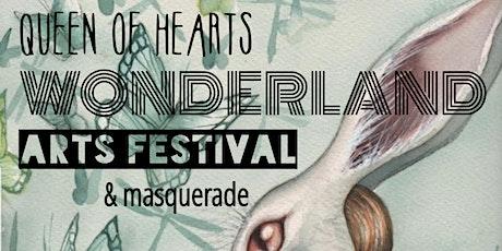 Queen of Hearts Wonderland Fest tickets