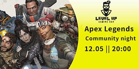 Apex Community Night tickets