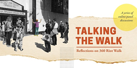 Talking the Walk: What's At Stake tickets