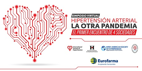 Simposio Virtual Hipertensión Arterial La otra Pandemia entradas
