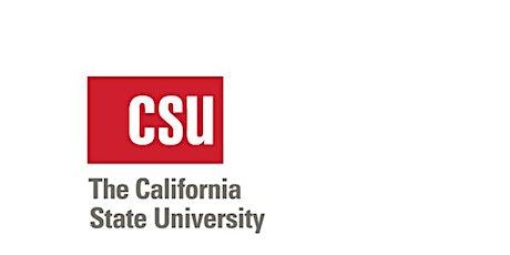 CalTAP: Exploring California State Universities tickets