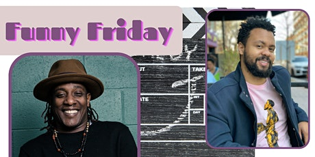 Funny Friday, by Clif Knight and Chris Riggins tickets