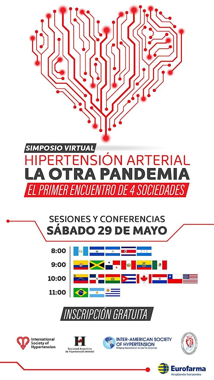 Imagen de Simposio Virtual Hipertensión Arterial La otra Pandemia