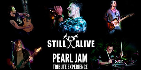 """The Ultimate Pearl Jam Tribute """"Still Alive"""" Live at Crazy Uncle Mikes tickets"""