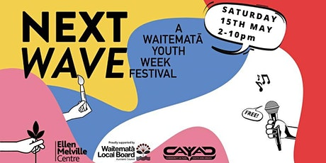 Next Wave: Youth Week Gala tickets