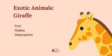 Exotic Animals: Giraffe Class tickets