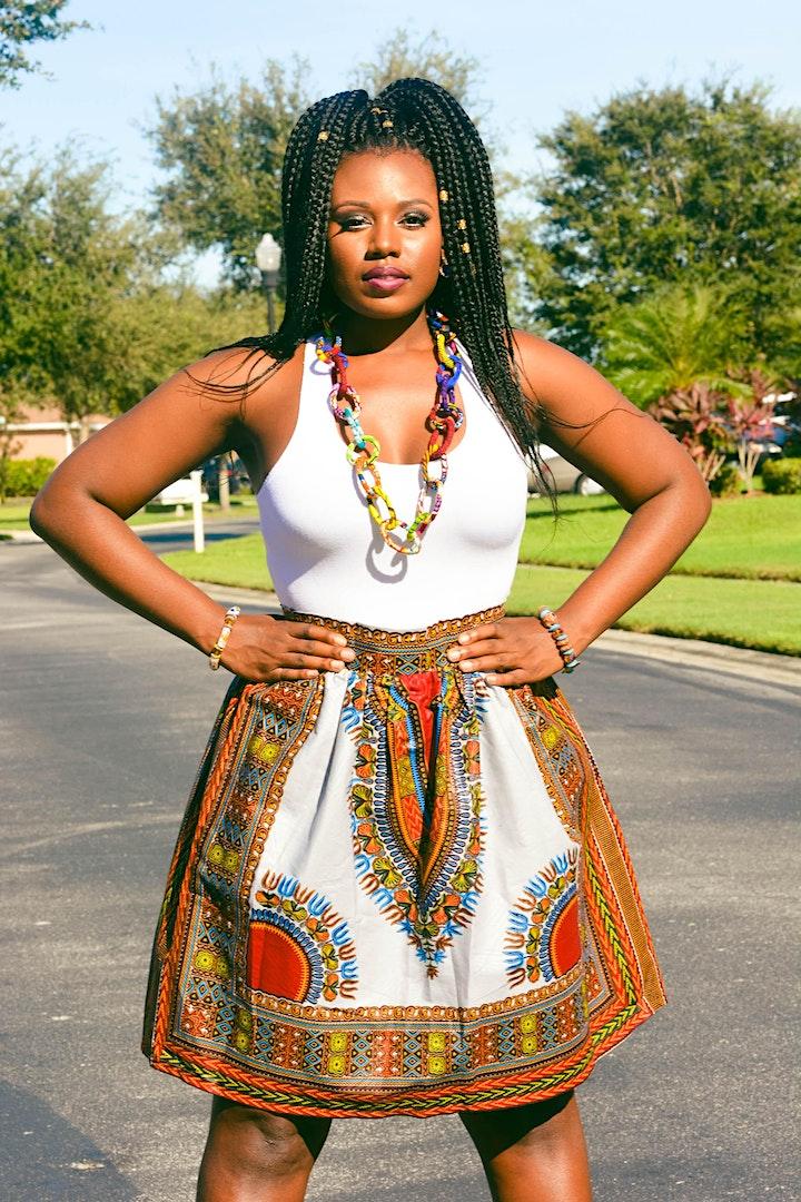 Juneteenth African Market image