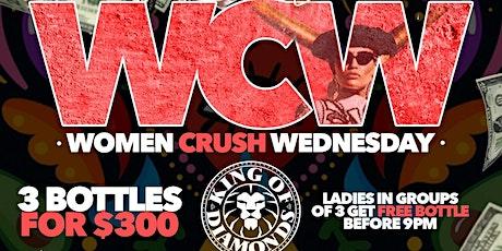 WCW WOMEN CRUSH WEDNSDAYS @ KOD MIAMI tickets