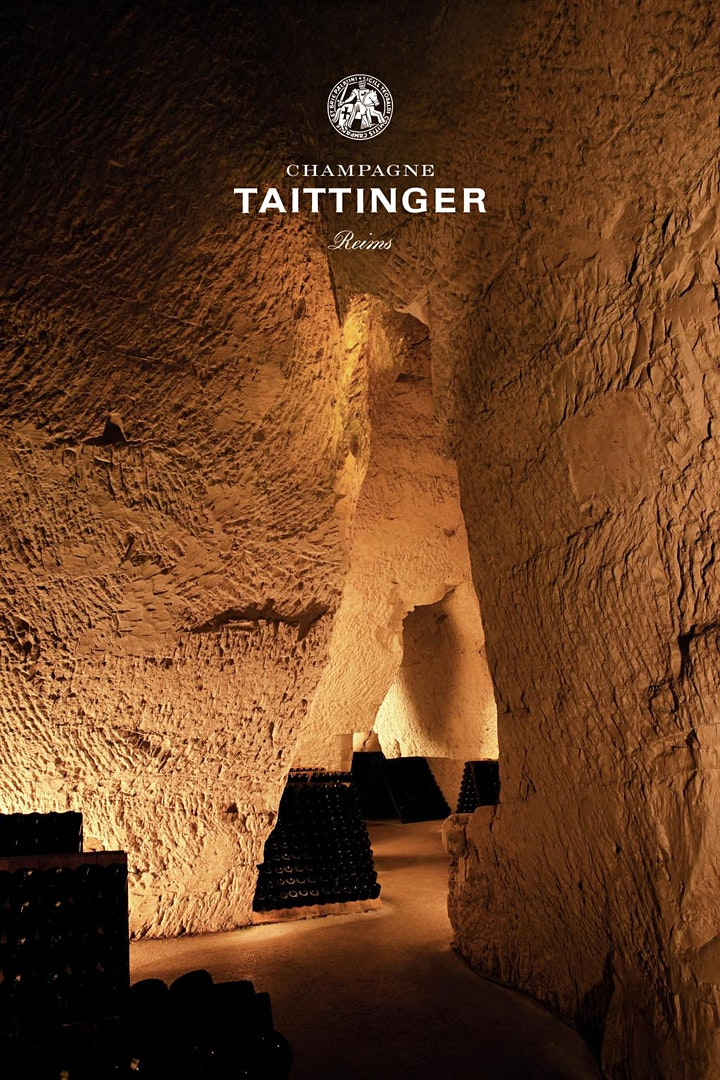 Fine Dining with Champagne Taittinger image