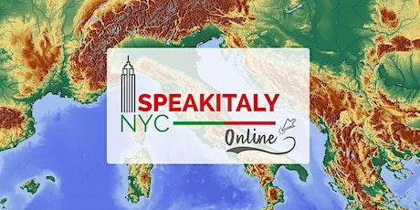 Italian Art and Geography  (Summer Edition) biglietti