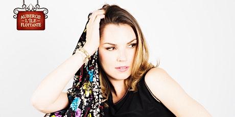Gabrielle Destroismaisons en spectacle - Auberge l'Île Flottante billets