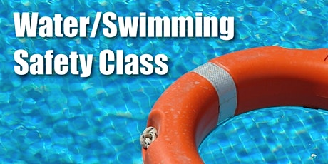 FREE Swim Lesson Event - Presented by SPLASH Partners to Eliminate Drowning tickets